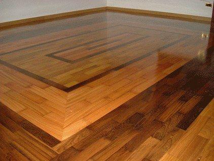 Pisos dise ados en madera for Tipos de pisos de madera