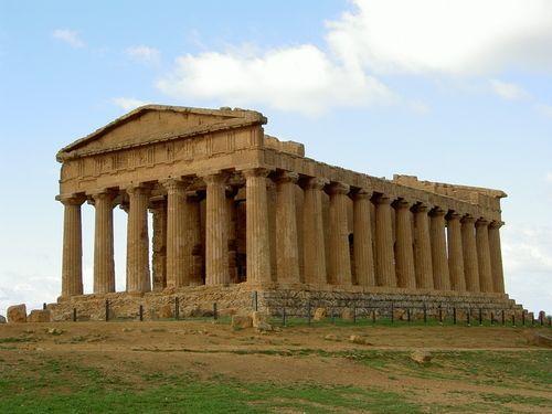 Templos Griegos