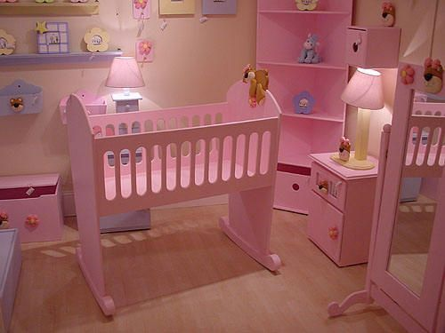Como decorar un cuarto de bebe for Como decorar el cuarto de un nino