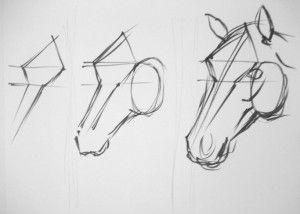 Aprende a dibujar con lapices