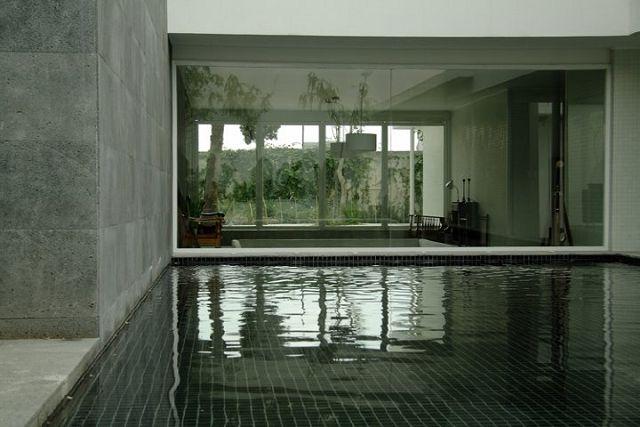 Arquitectura mexicana contemporanea for Casa de arquitecto moderno