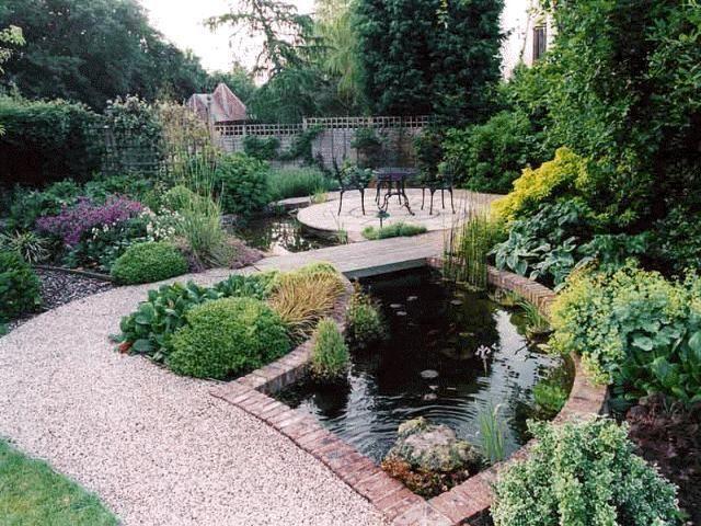 Arquitectura de jardines - Fotos de jardines ...