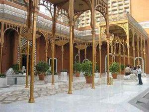Arquitectura del Oriente Medio