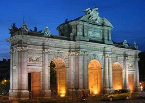 Arquitectura neoclasica espa ola for Arquitectura espanola
