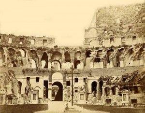 Coliseo Romano (Detalles Constructivos)
