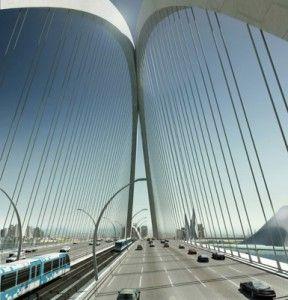 El puente arqueado mas largo del mundo
