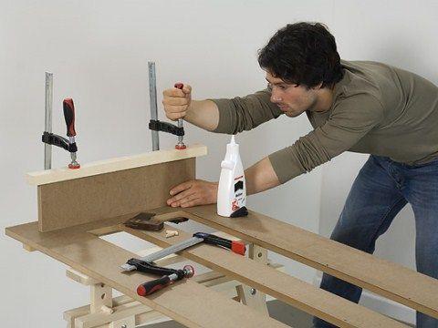 Encolado de madera for Bricolaje en madera gratis