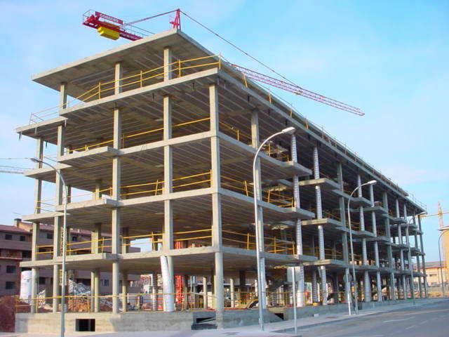 Estructuras de ingenieria for Estructura arquitectura