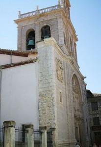 Iglesia San Lorenzo el real - Burgos España
