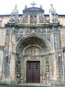Iglesia San Miguel Arcangel - Oñate España