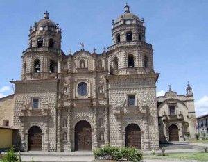 Iglesia de San Francisco Cajamarca - Peru