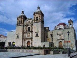 Iglesia de Santo Domingo - Mexico