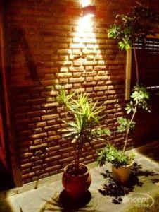 Iluminacion del jardin