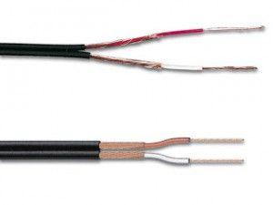 Instalacion de cables Bifilar