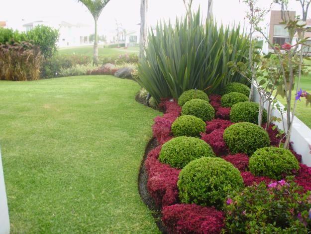 Jardineria y el paisajismo for Jardineras para arboles grandes