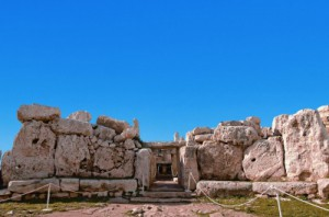 Malta - Templos megalíticos