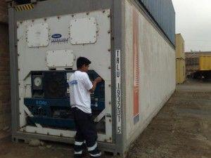 Mantenimiento de contenedores