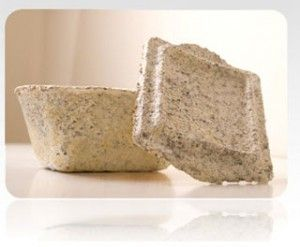 Material renovable y biodegradable Greensulate