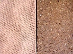 Materiales de barro y arcilla