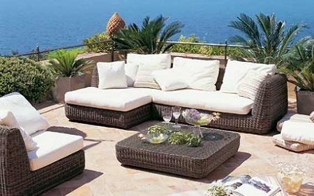 Muebles de terraza for Muebles para terraza baratos