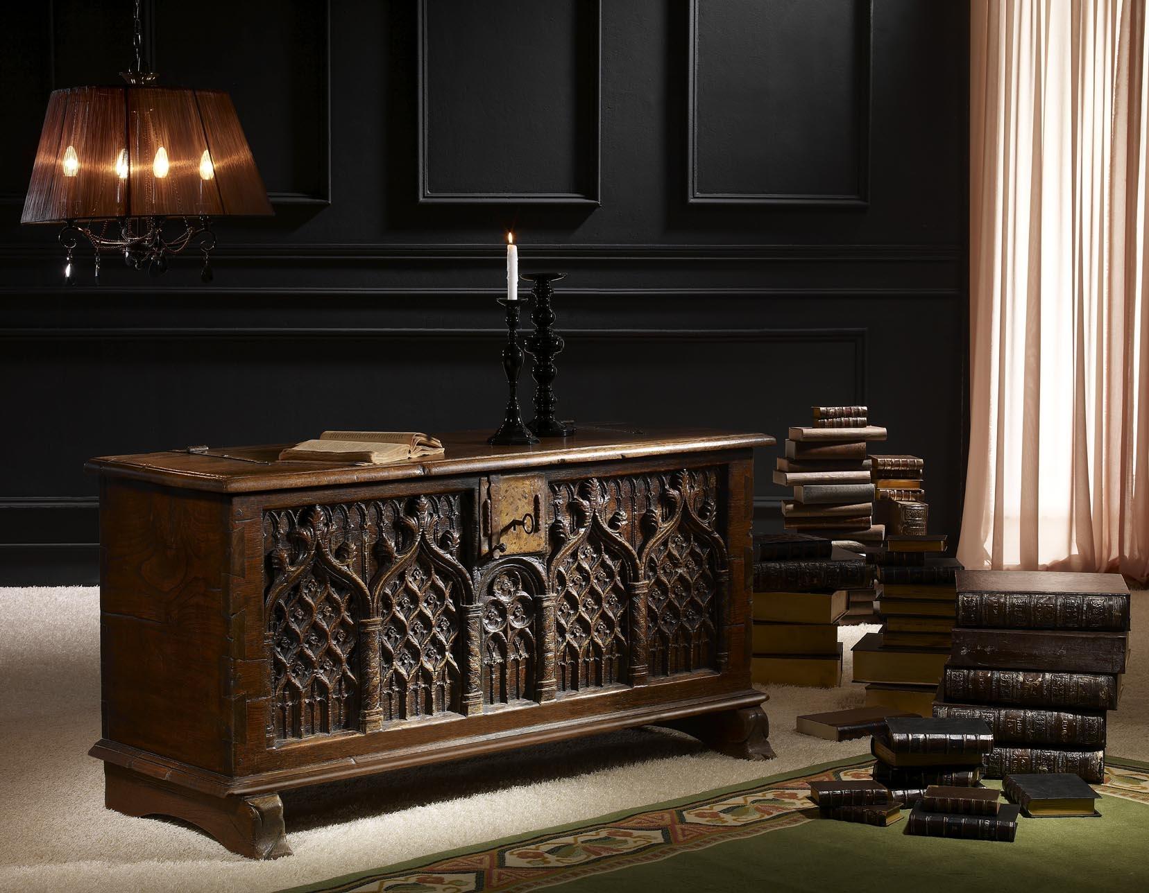 Muebles goticos - Imagenes de muebles ...