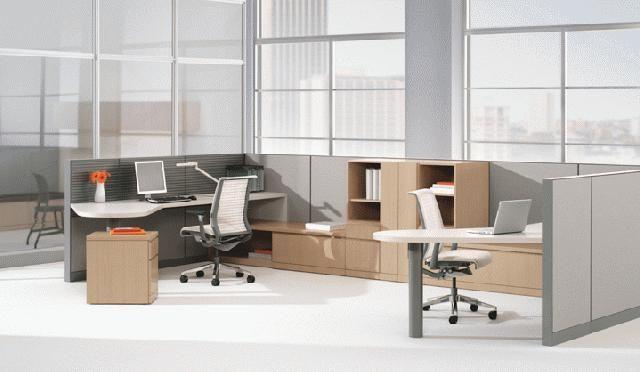 Oficinas modulares de dos pisos for Fabrica de muebles de oficina zona oeste