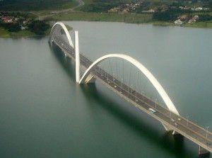 Puente Juscelino Kubitschek - Brasil