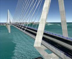 Puente de La Pepa - Bahia de Cadiz