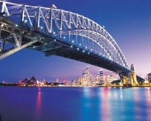 Puente del Puerto de Sydney