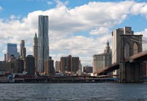 Rascacielos de la Sagrera - Gehry