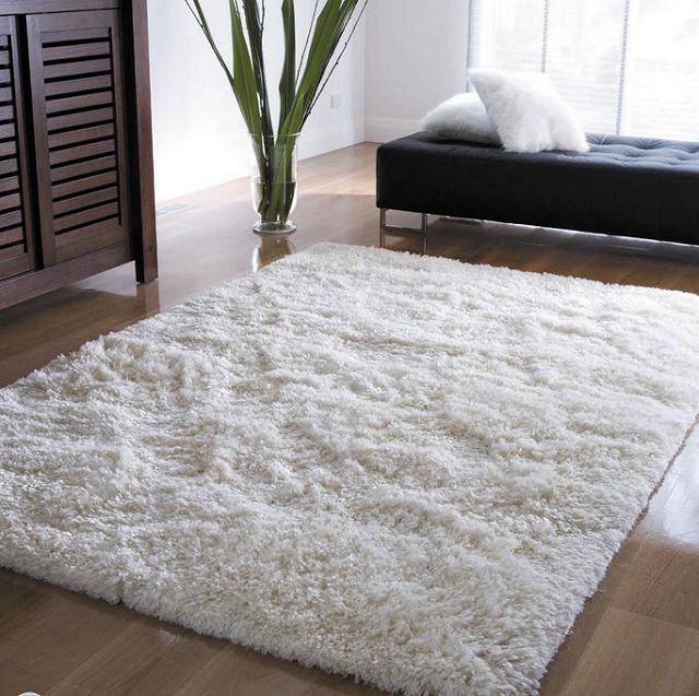 Tipos de alfombras for Alfombras de living