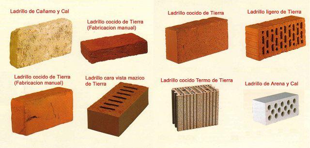 Tipos de ladrillos - Chimeneas grandes dimensiones ...