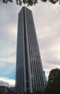 Torre mas alta de Colombia