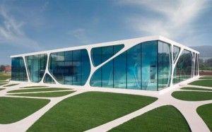 Vidrio arquitectonico