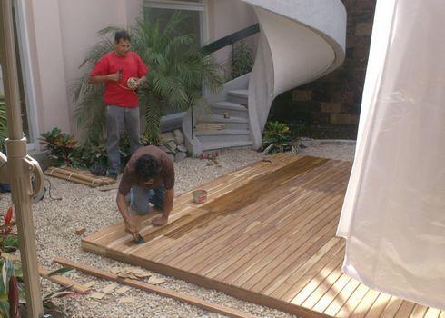 Construccion De Decks