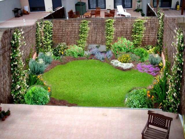Dise ar un jardin for Disenar jardines