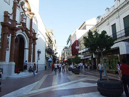 Calles de Huelva Foto