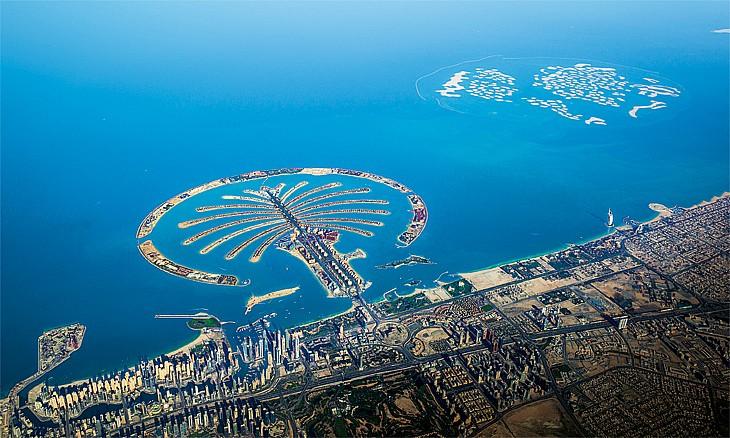 La Isla Palmera En Dubai