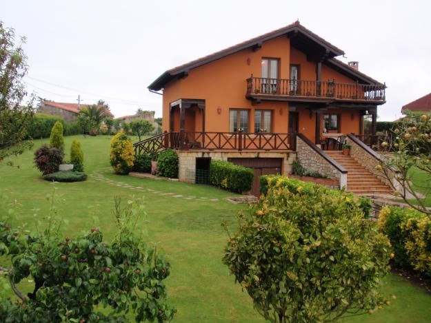 Fotos de casas con jardines fotos presupuesto e imagenes - Casa campo y jardin ...
