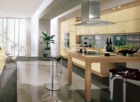 Fotos de cocinas decoradas fotos presupuesto e imagenes - Fotos de cocina comedor ...