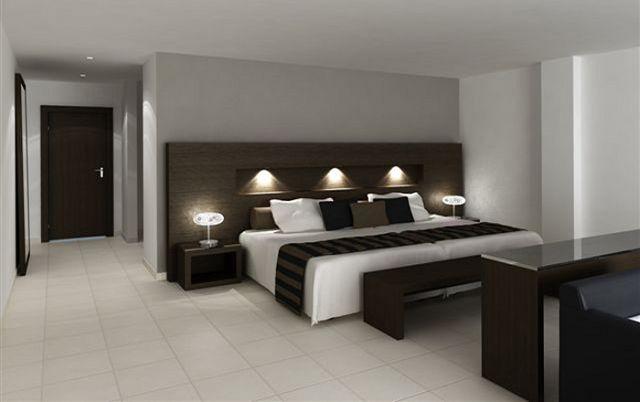 Fotos de habitaciones de hotel fotos presupuesto e imagenes for Recamaras contemporaneas modernas