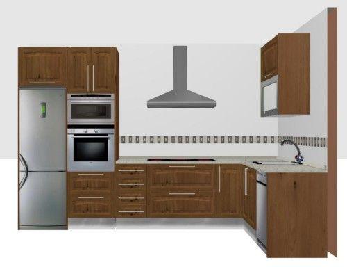Imagenes de cocinas americanas fotos presupuesto e imagenes - Cocinas americanas fotos ...