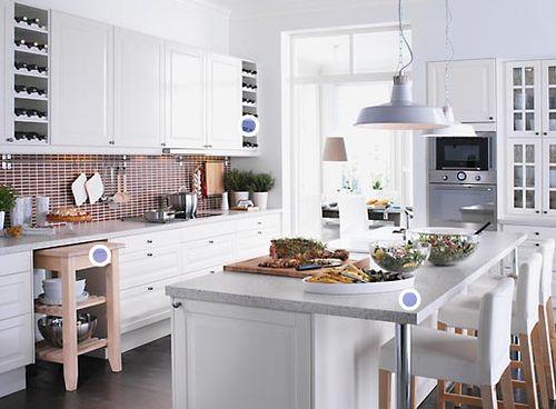 Imagenes de cocinas comedor. Fotos, presupuesto e imagenes.