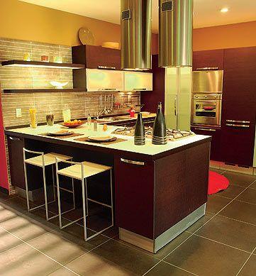 Imagenes de cocinas integrales modernas fotos for Cocinas italianas modernas fotos