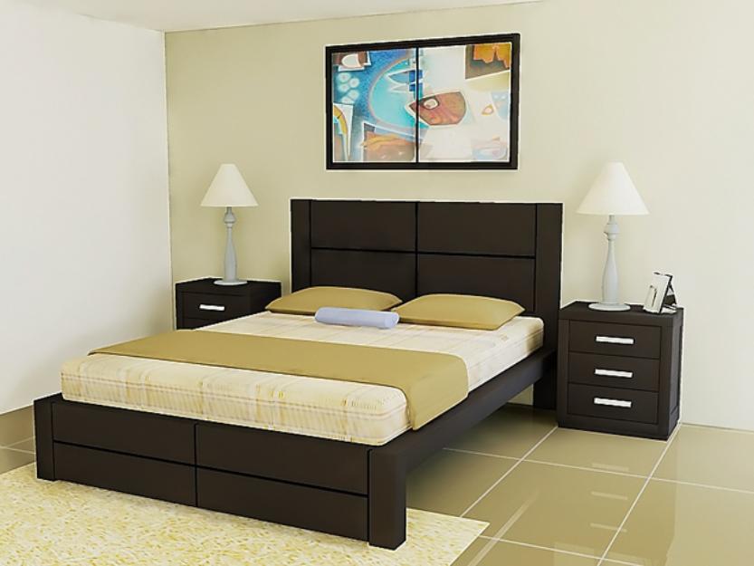 Imagenes de camas de madera fotos presupuesto e imagenes - Fotos de camas bonitas ...