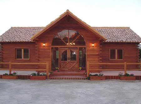 Fotos de casas de campo de madera fotos presupuesto e - Madera para casa ...