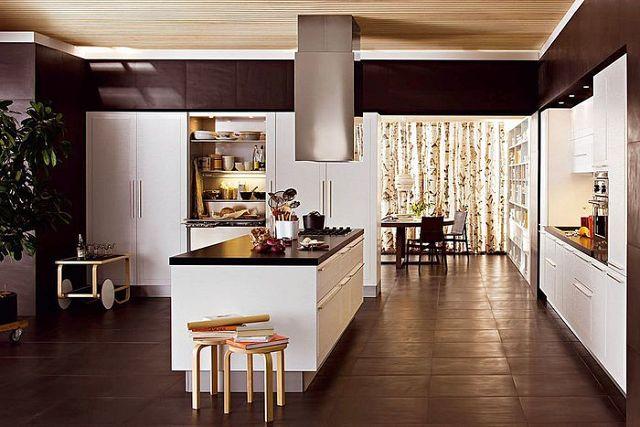 Fotos de cocinas integrales minimalistas fotos Cocinas modernas minimalistas pequenas