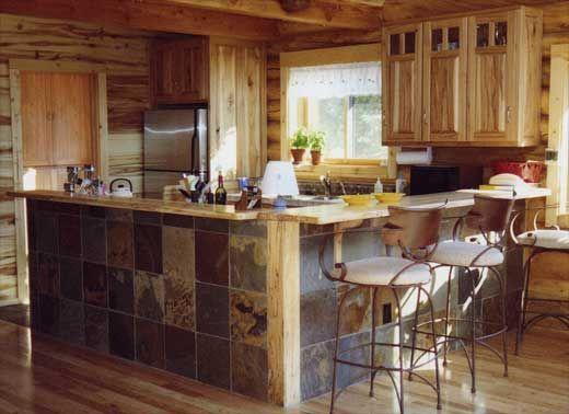 Fotos de cocinas integrales rusticas fotos presupuesto e - Muebles para bodegas rusticas ...