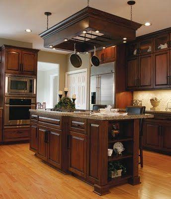 Imagenes de cocinas integrales de madera fotos for Cocinas integrales de madera