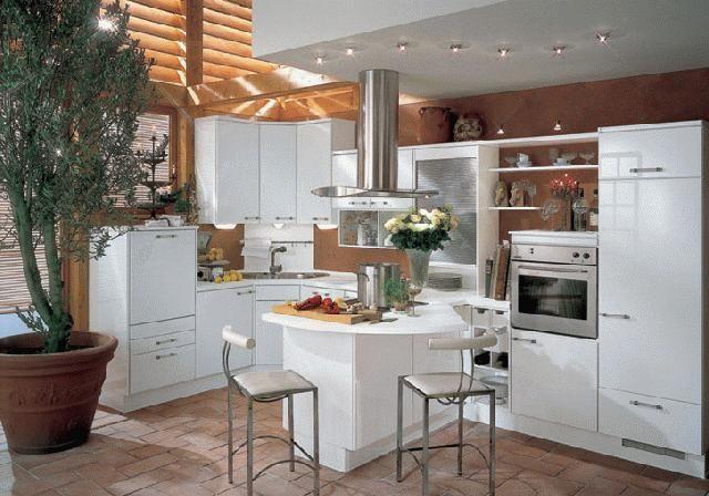 Imagenes de cocinas integrales informaci n e ideas fotos for Ideas cocinas integrales